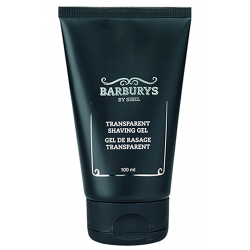 Гел за бръснене прозрачен Barburys Shaving Gel 100 ml
