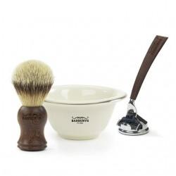 Комплект за бръснене Barburys Black Wenge Set