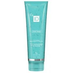 Душ гел и почистваща маска за лице и тяло California Tan ID 3 Body Wash 235 ml