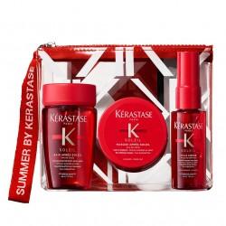 Комплект за коса слънцезащитен Kerastase Soleil Travel Set