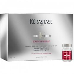 Ампули против косопад и накъсване на косата Kerastase Specifique Aminexil 10 x 6 ml